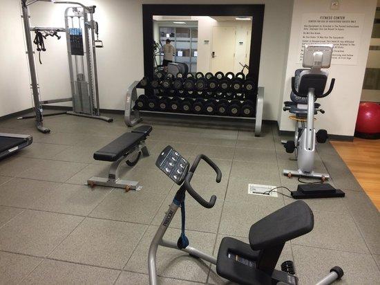 Hilton Garden Inn Washington DC/US Capitol: Gym