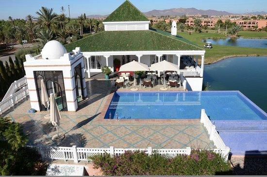 Le Pavillon Du Golf Hotel
