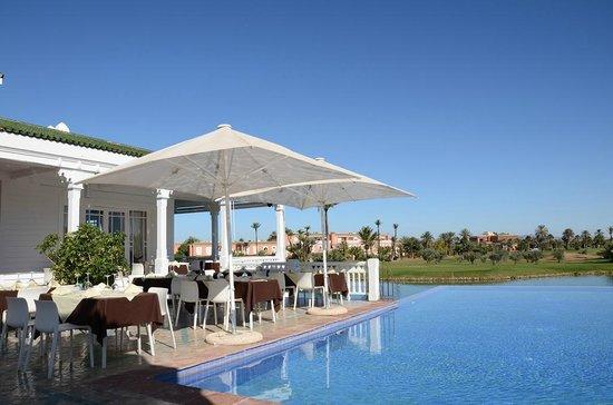 Hotel Du Golf Marrakech Reviews