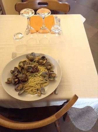 Da Gino al Villino : piatto buonissi,o