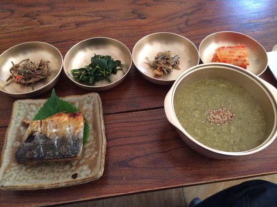 Rakkojae Seoul : Hearty breakfast