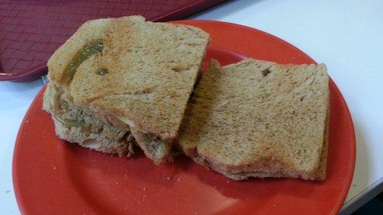 Ya Kun Kaya Toast: Kaya Butter Toast!!!!