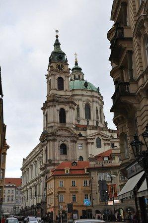 Hotel UNIC Prague : Church