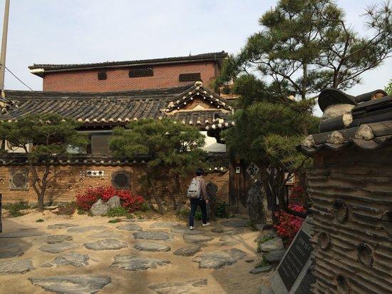 Rakkojae Seoul : Entrance