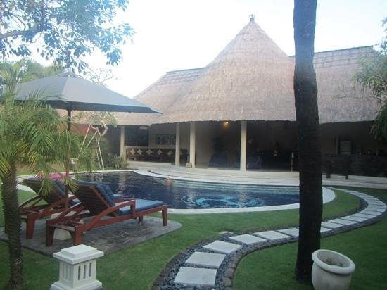 The Dusun: 3 bedroom villa