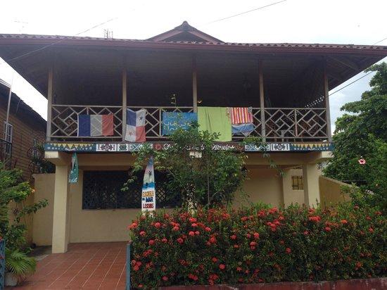 Posada Isla Chica: casa de los abuelos