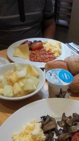 Best Western The Cromwell : Petit déjeuner