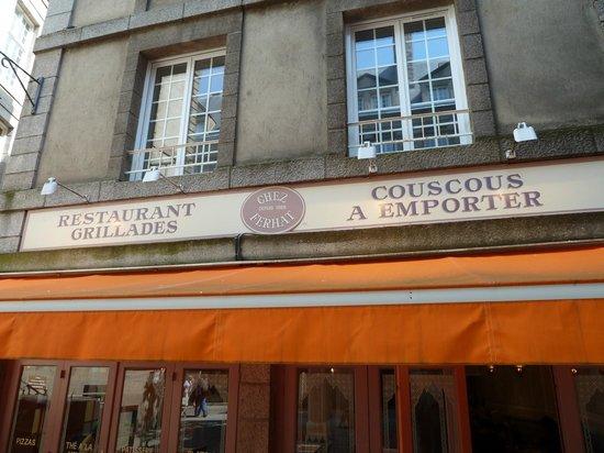 Chez Ferhat: ресторан Сен-Мало
