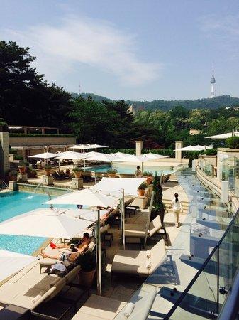 The Shilla Seoul : Pool