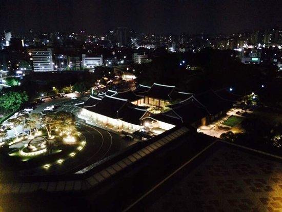 The Shilla Seoul : View night