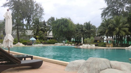 Natai Beach Resort & Spa, Phang-nga: Swimming pool