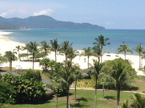 Shangri-La's Rasa Ria Resort & Spa: View from Garden Wing