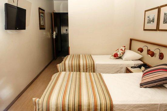 Cesar Palace Hotel : Apto Duplo