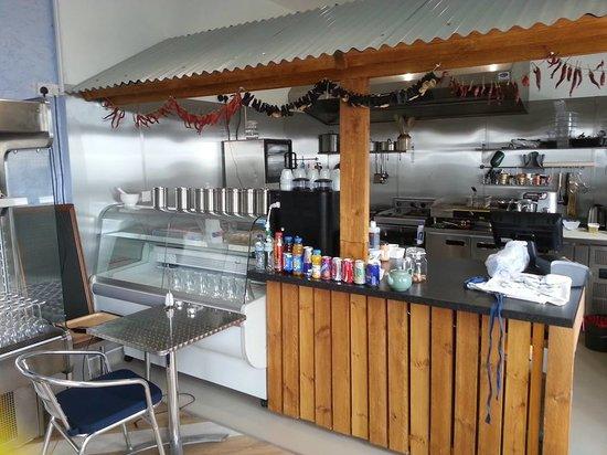 Beer Head Caravan Park: Shop & Bistro