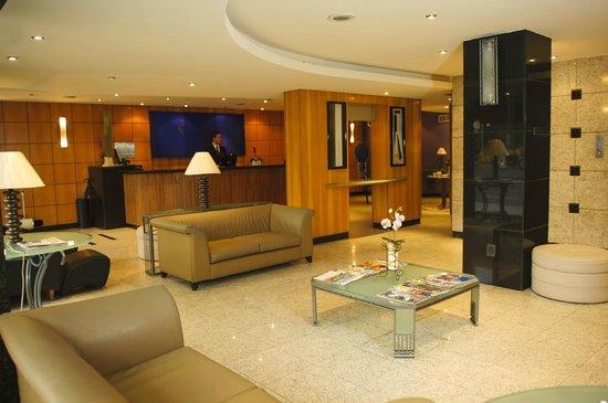 Cesar Palace Hotel : Recepção