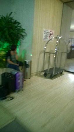 Hotel Ole Caribe : in attesa della partenza