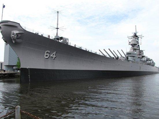 Battleship Wisconsin : Battleship
