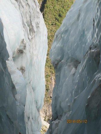 Franz Josef Glacier Guides : Glacier