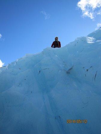 Franz Josef Glacier Guides: Our guide