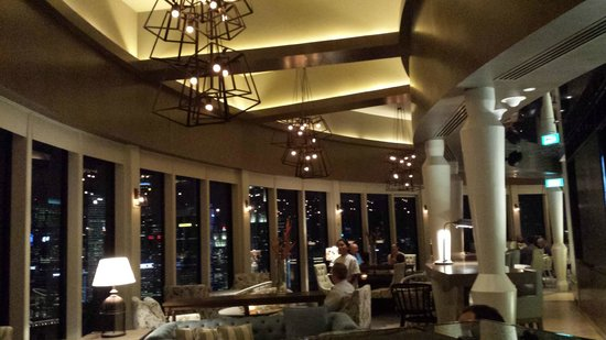 Pan Pacific Singapore: Club Lounge