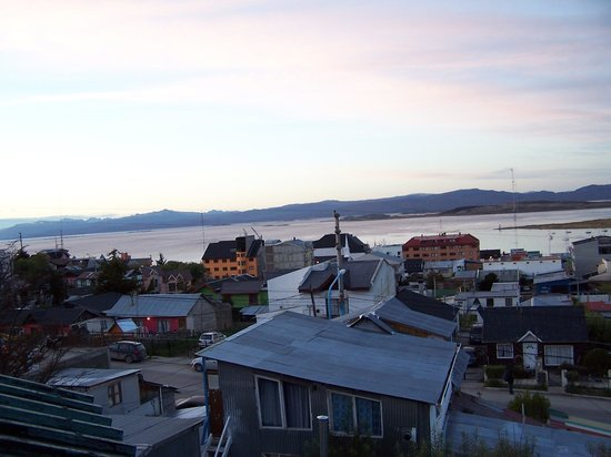 Hostel Aonikenk: Hermosa Vista