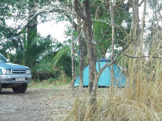 Wasa Lodge: Camp site 3: