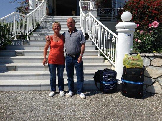 Roseland Hotel: so sad to leave