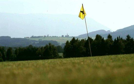 Hotel Gasthof Moosleitner: Golfplatz nur 5 km entfernt