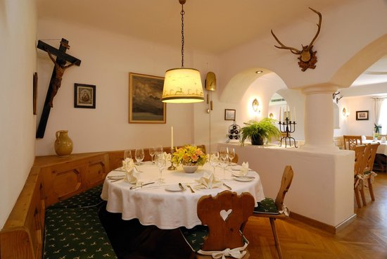 Hotel Gasthof Moosleitner: Gastzimmer Restaurant