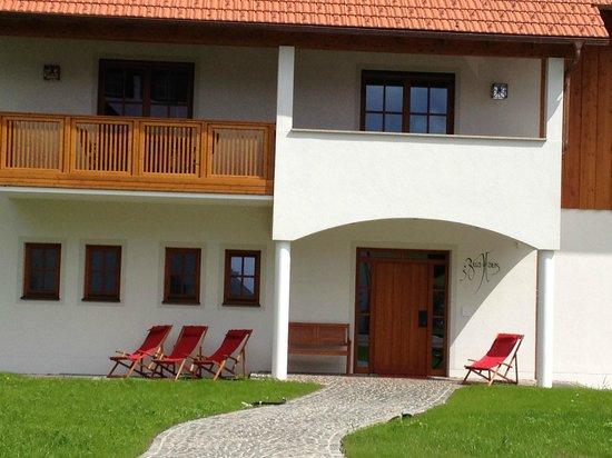 Hotel Gasthof Moosleitner: Zuahaus mit Wellnessbereich