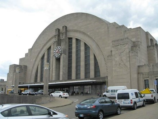 President office at union terminal picture of cincinnati Museums in cincinnati ohio