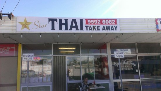 Star Thai Take Away