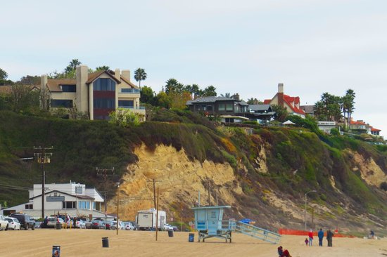 Zuma Beach: The Sunset Restaurant & Neighbours