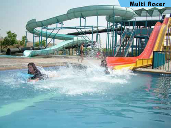Bahadurgarh, Индия: Water Park--Magic Twist