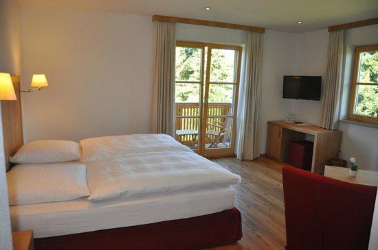 Hotel Gasthof Moosleitner: Doppelzimmer