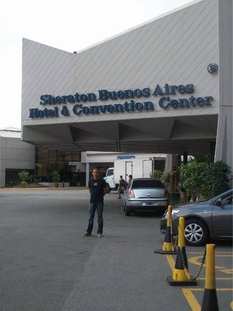 Sheraton Buenos Aires Hotel & Convention Center : Hotel