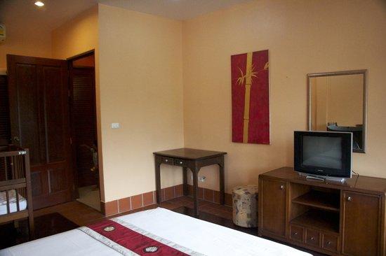 The Pe La Resort: Bedroom - C7 (1 bedroom apartment)