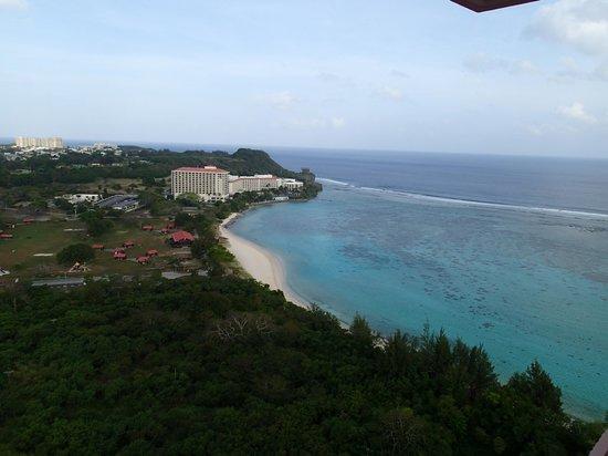 Pacific Islands Club Guam : 部屋から