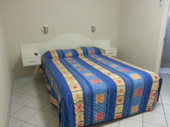Villa Capri: bed was ok for one night