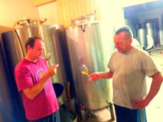 Kmetija Stekar: Wine Tasting