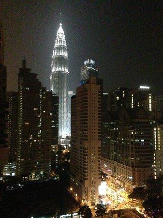 Shangri-La Hotel Kuala Lumpur : View from room