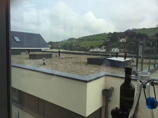 Salcombe Harbour Hotel & Spa: The view !
