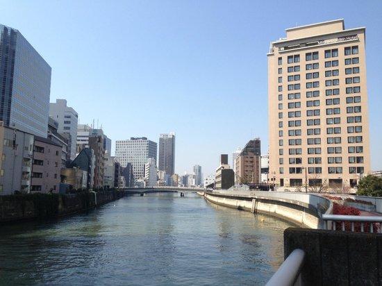 External View Picture Of Mitsui Garden Hotel Osaka Premier Osaka Tripadvisor