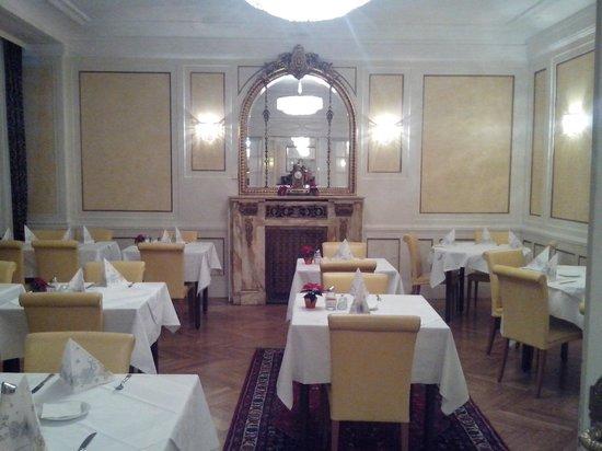 Austria Trend Hotel Astoria Wien: Ресторан отеля Астория