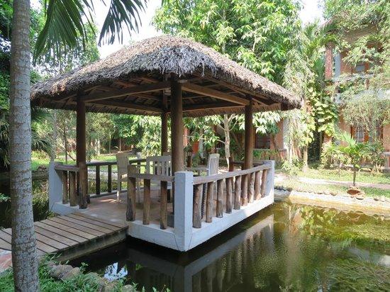 Pilgrimage Village: Pavillon