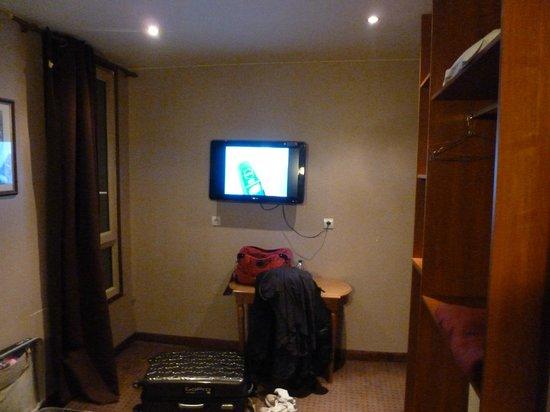 Modern's Hotel : la chambre