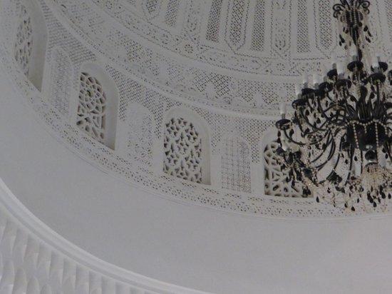 Hotel Abou Sofiane : Lobby Ceiling detail