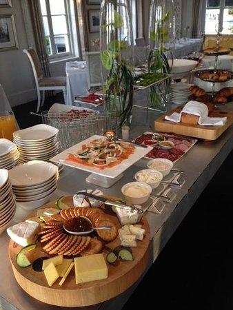 More Quarters Hotel : More Quarters breakfast