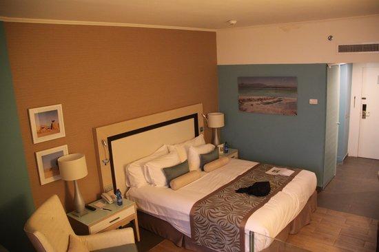 Herods Hotel Dead Sea : Room 1