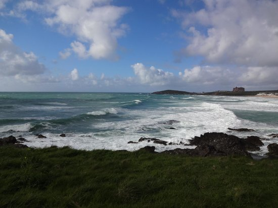 Fistral Beach Hotel and Spa : Stunning Views